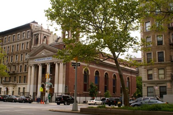 La iglesia Mt Neboh Baptist Church era una de las varias iglesias en las que se escuchaba a las negras cantando soundtracks de películas